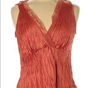 Worthington sleeveless blouse size medium.